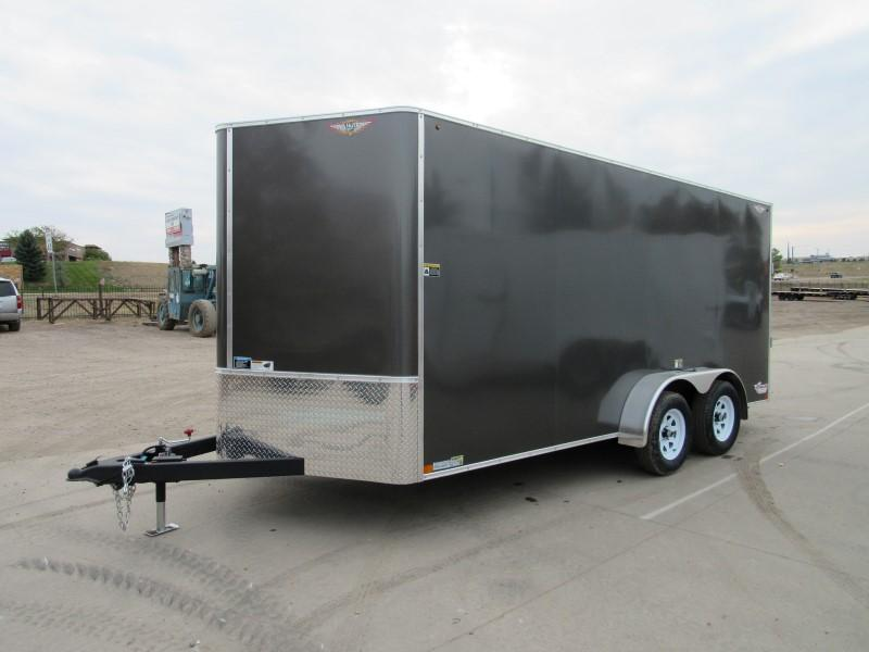 2021 H&H H8416TFTV-070 Enclosed Cargo Trailer