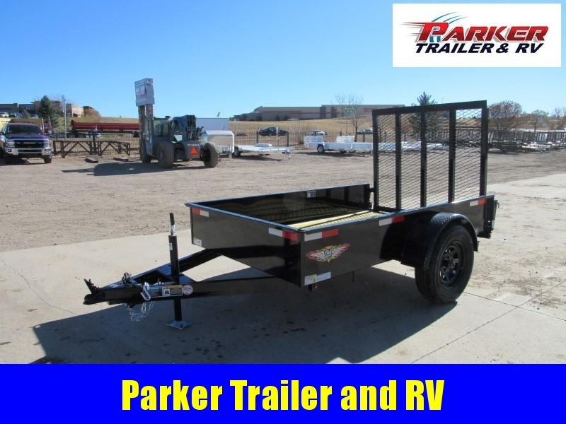 2021 H&H H6008SS-030 Utility Trailer