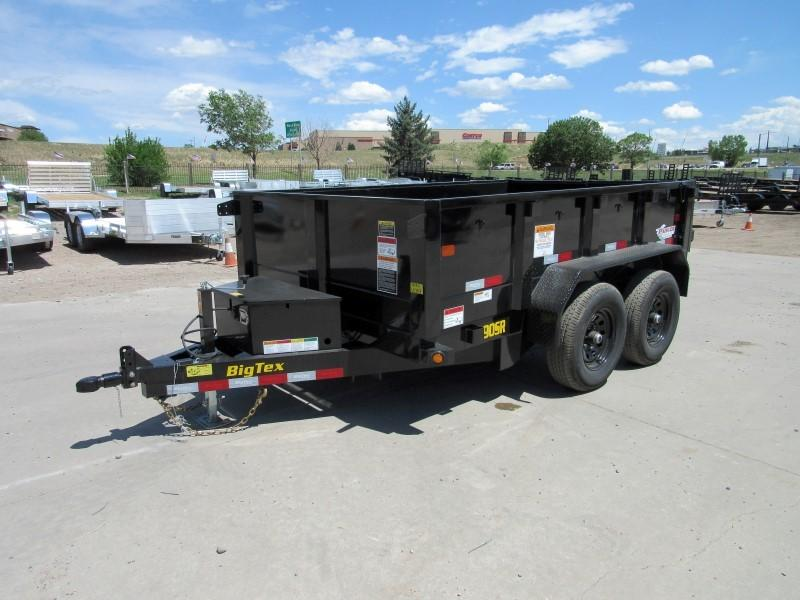 2021 Big Tex Trailers 90SR-10BK7SIR Dump