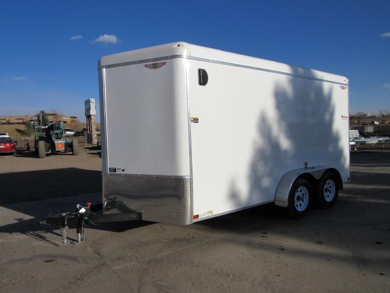 2021 H&H H8414TRTV -070 Enclosed Cargo Trailer
