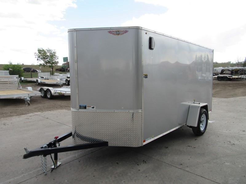 2020 H&H H7212SFTV-035 Enclosed Cargo Trailer