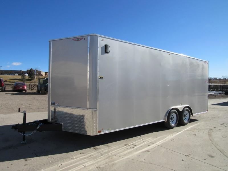 2021 H&H H10120FTCHV-100 Enclosed Cargo Trailer