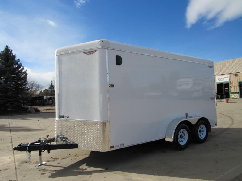 2021 H&H H8414TRTV-070 Enclosed Cargo Trailer