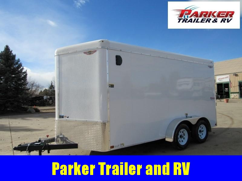 2021 H&H H8414TRTV-070 Enclosed Cargo Trailer
