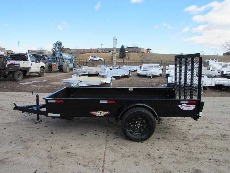 2021 H&H H6610SS-030 Utility Trailer