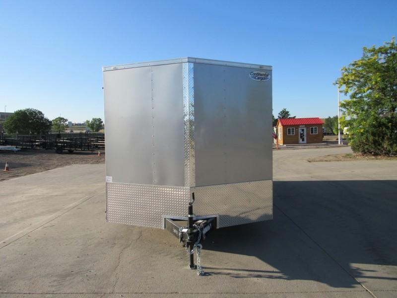 2021 CONTINENTAL CARGO TXVHW8.520 Enclosed Cargo Trailer