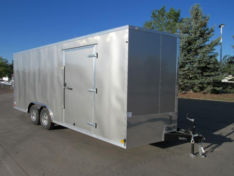 2021 CONTINENTAL CARGO TXVHW8.520 Enclosed Cargo Trailer
