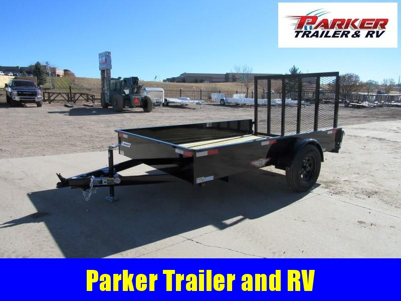 2021 H&H H7610SS-030 Utility Trailer