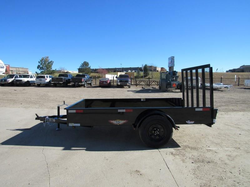 2021 H&H H7610SS-030 Utility Trailer