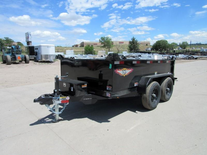 2020 H&H H7610UD-24-100 Dump