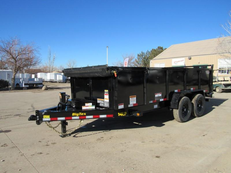 2021 Big Tex Trailers 14LP-16BK6-P3 Dump