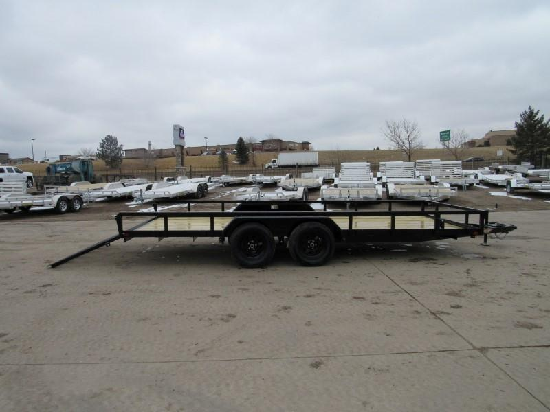 2021 H&H H8218TRS-070 Utility Trailer