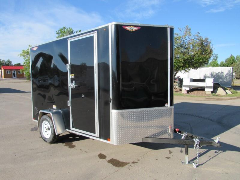 2020 H&H H7210SFTV-035 Enclosed Cargo Trailer