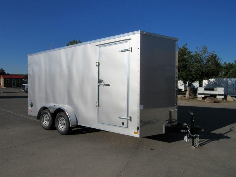 2021 CONTINENTAL CARGO TXVHW716TA2 Enclosed Cargo Trailer