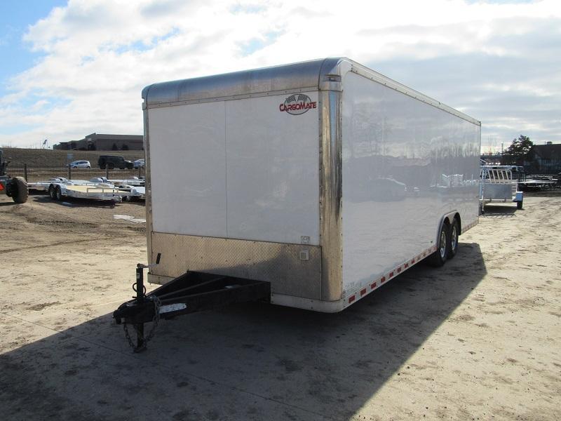2019 Cargo Mate ELIMINATOR Enclosed Cargo Trailer