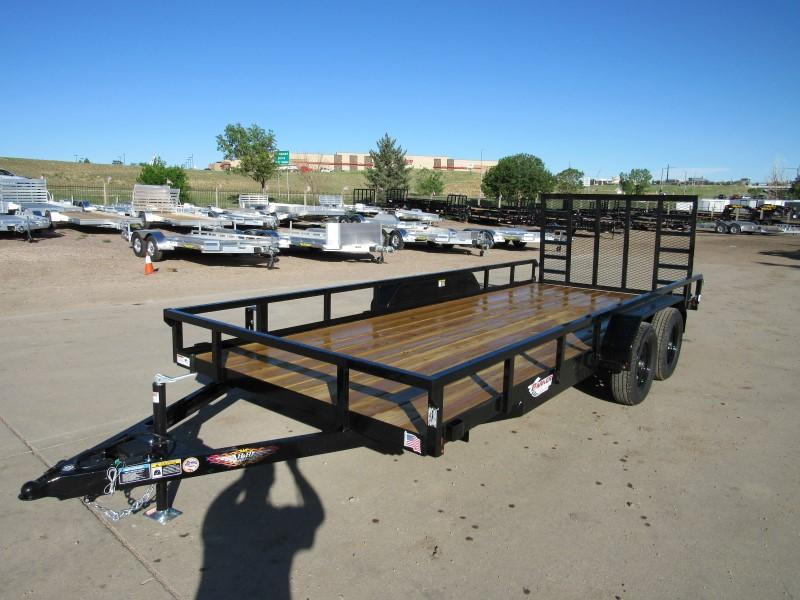 2020 H&H H8218TRS-070 Utility Trailer