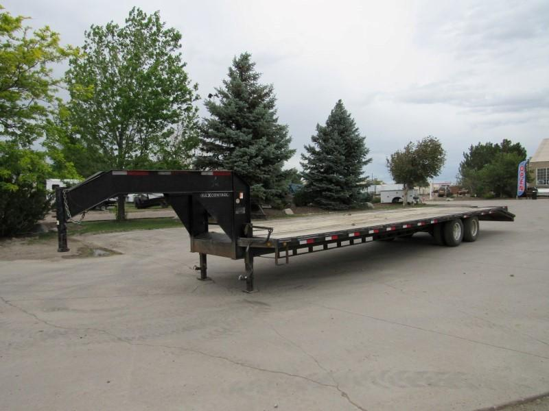 2008 Other (Not Listed) 30+5GN Flatbed Trailer