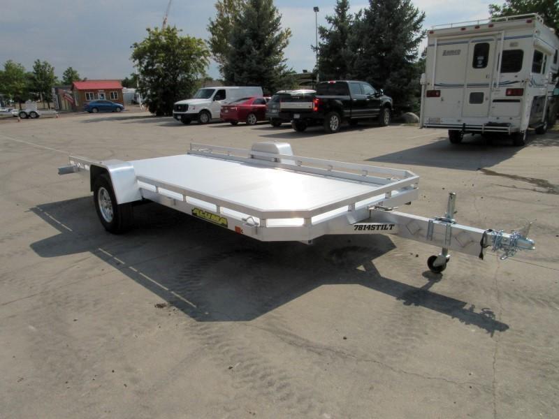 2021 Aluma 7814TILT-S-TR Utility Trailer