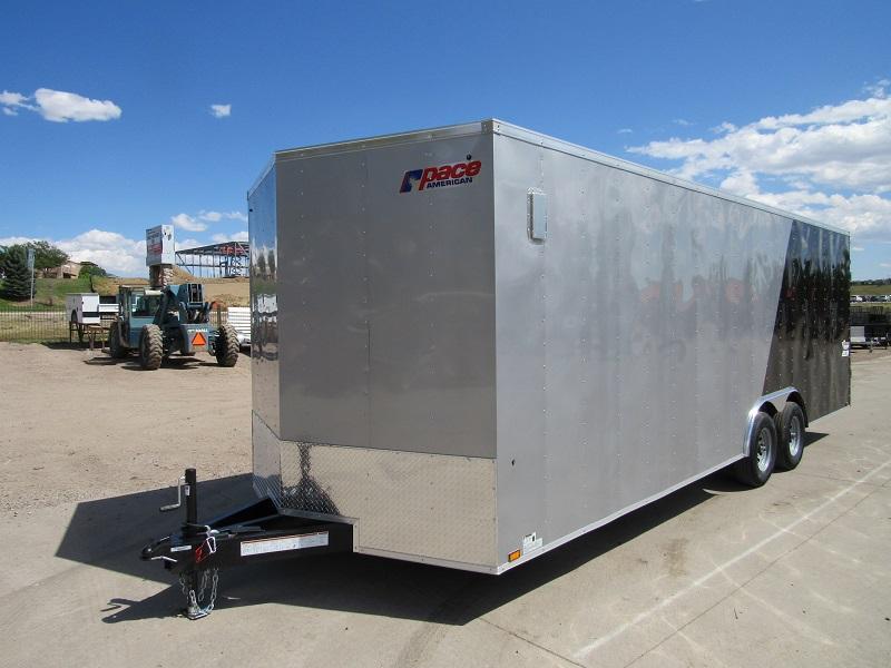 2022 Pace American PSABA8.5X24TE3FE Enclosed Cargo Trailer