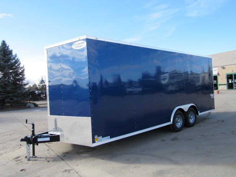 2021 CONTINENTAL CARGO TXVHW8.520TA3 Enclosed Cargo Trailer
