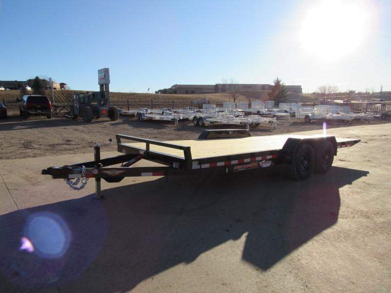 2021 H&H H8220MX-100 Flatbed Trailer