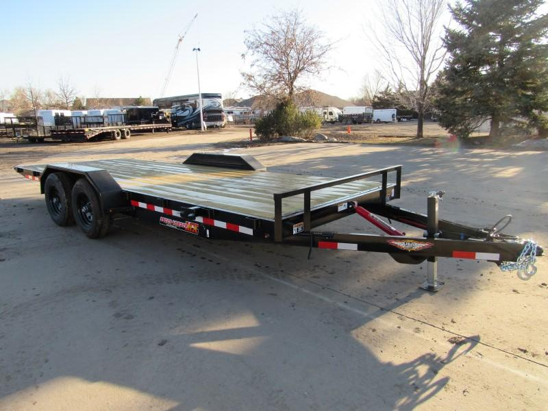 2020 H&H H8220MX-100 Flatbed Trailer