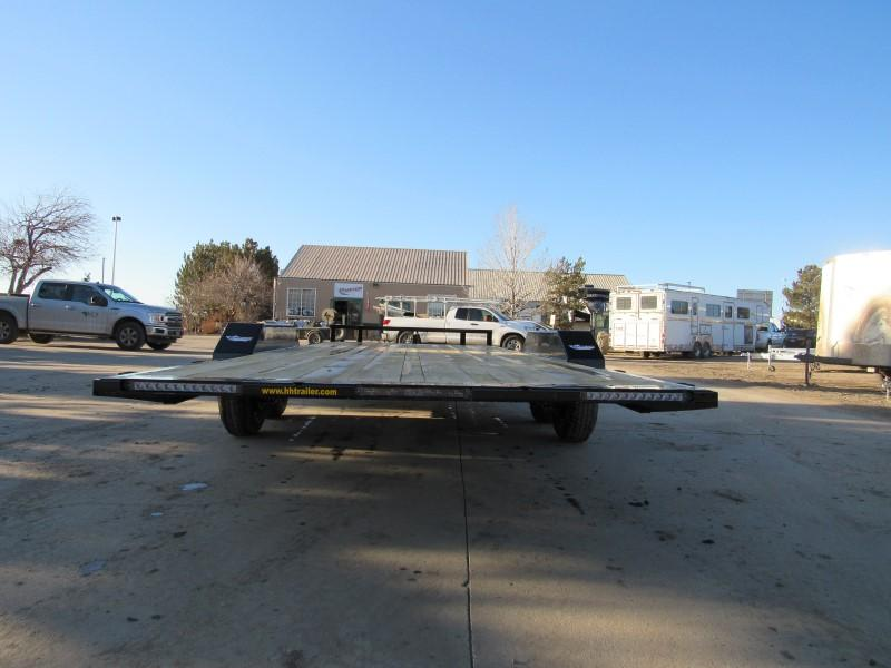 2020 H&H H8220MX-100 Flatbed Trailer