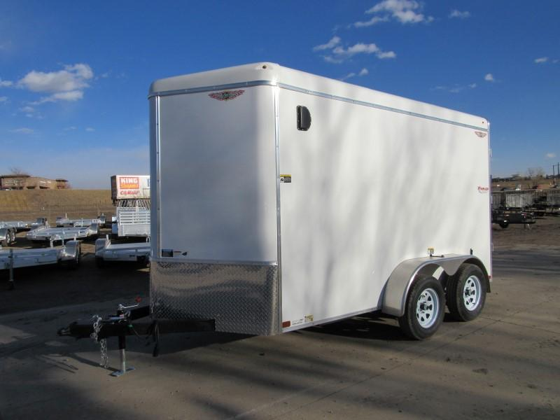 2021 H&H H7212TRT-070 Enclosed Cargo Trailer