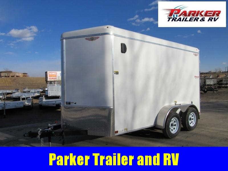 2021 H&H H7212TRT-070 Enclosed Cargo Trailer