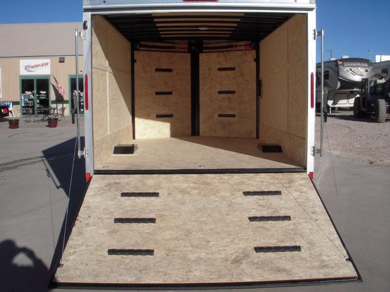 2019 Look Trailers EDFT 85X12 SE3 Enclosed Cargo Trailer