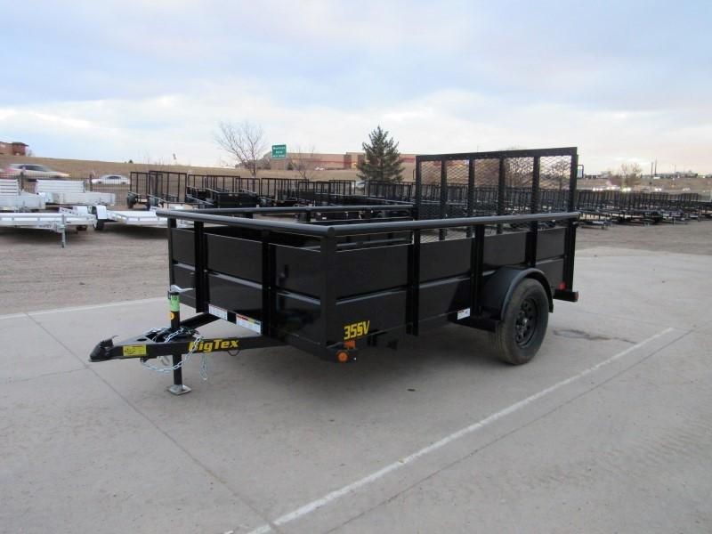 2021 Big Tex Trailers 35SV-10BK Utility Trailer