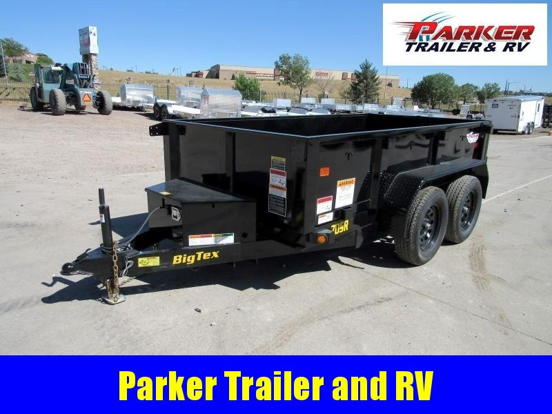2021 Big Tex Trailers 70SR-10-5WDD Dump