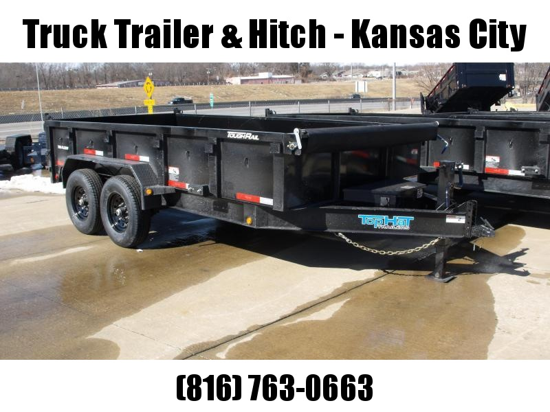 Dump Trailer 83 X 14 Power UP / Power Down 14000 GVWR