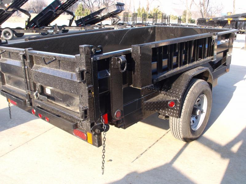 2021 East Texas dump trailer