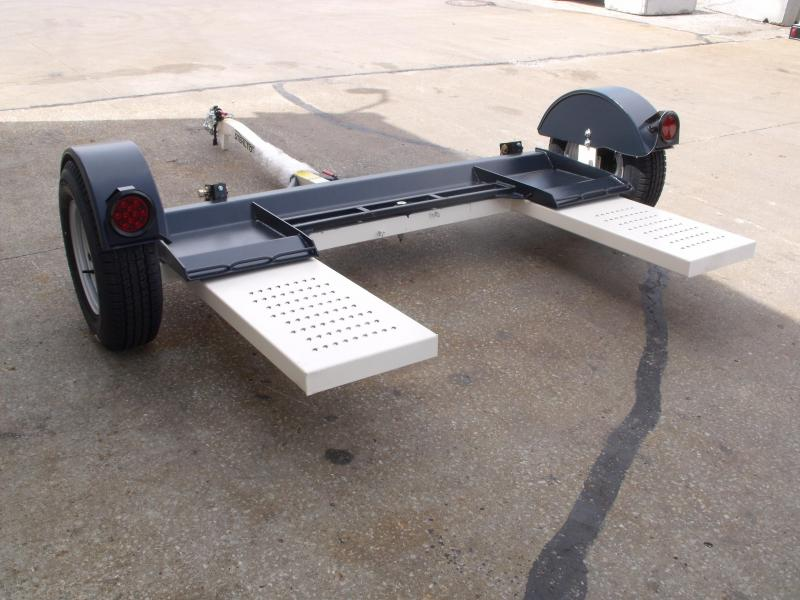 """NEW  Stehl Tow  2021    Tow Dolly     80""""  Straps Included"""
