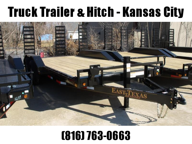 "Eqpt Trailer 83 X 20   """"Drive Over Fenders """"""Combo Ramps  14000 GVW"