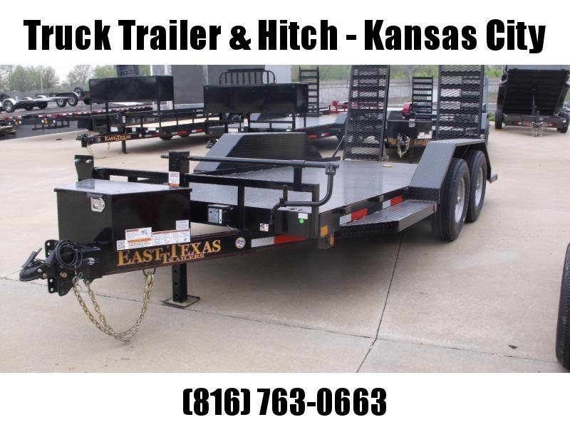 Equipment Bobcat LOW Eqpt  Trailer 81 X 16  14K Combo Ramps