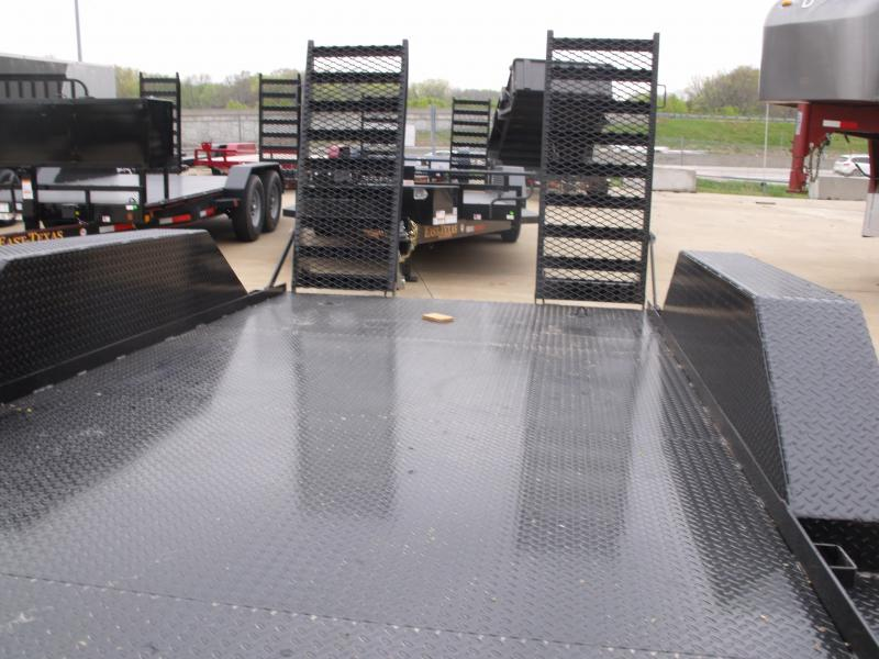 Equipment Bobcat LOW Eqpt  Trailer 81 X 20 14K Combo Ramps