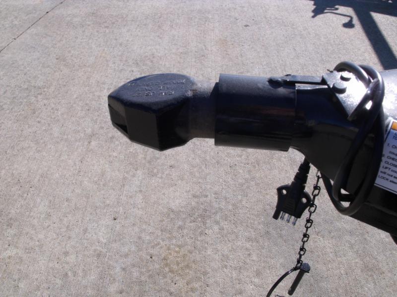 Utility Trailer 77 X 10  HD  Gate 2990 Axle