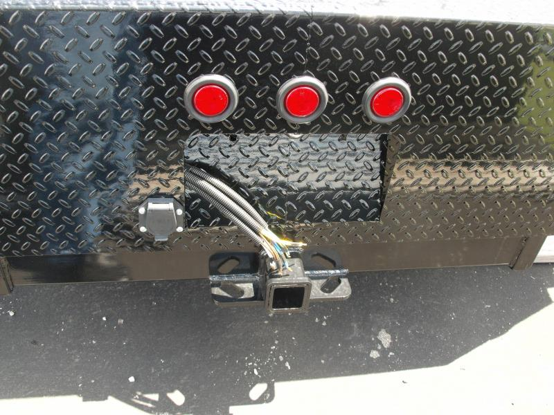 Crossfire Steel Truck Bed For The Shorter Beds 5.5 To 7'