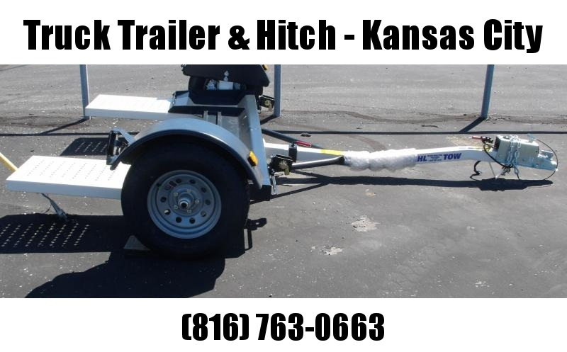 NEW     Stehl TOW Dolly Surge Brake Tow Dolly With Disk Brakes