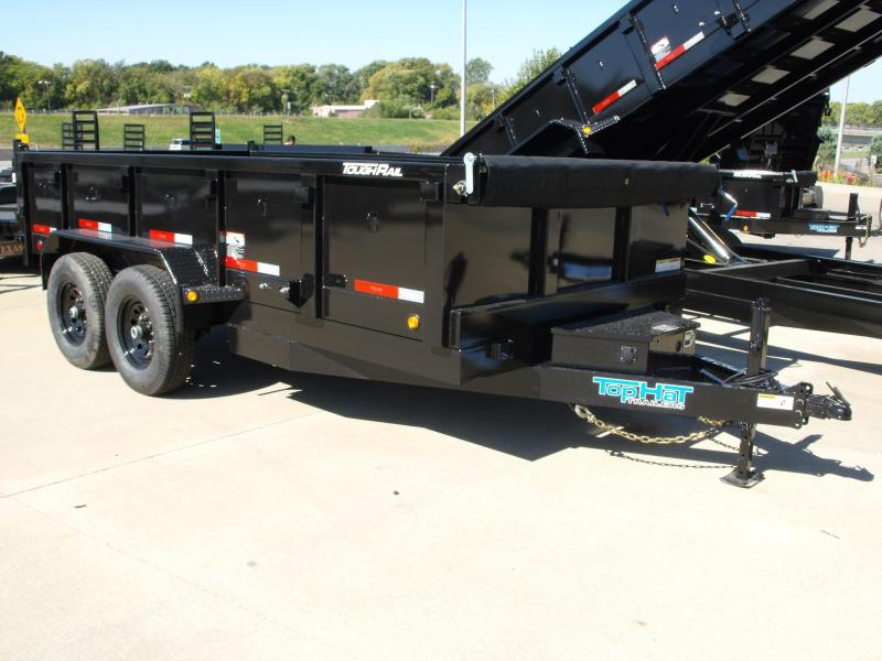 Dump Trailer 83 X 14  Power Up/ Power Down    14000 GVW   Dump Trailer