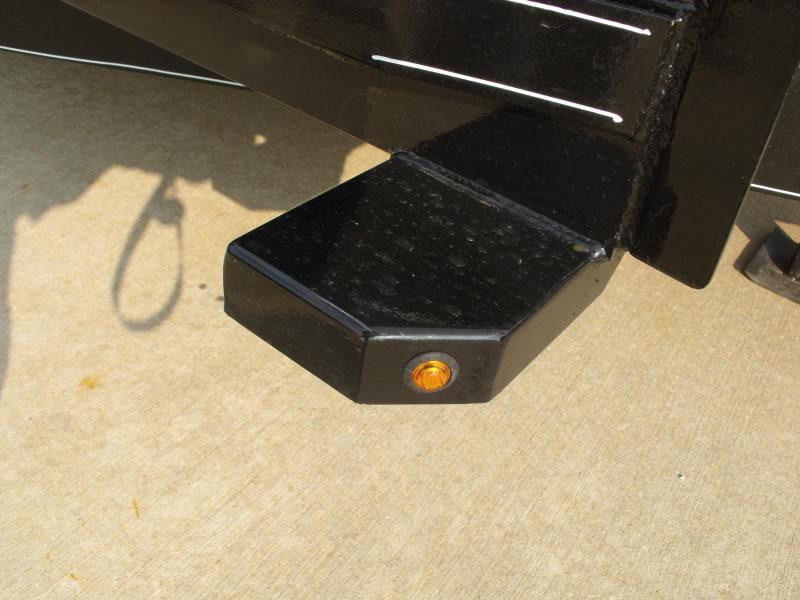 "Equipment Trailer 82"" X 16 Dove 14000 GVWR"