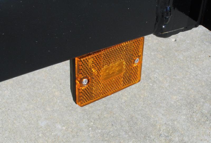 "Utility Trailer 5 X 10   Pipe Rail Top  Rear  48"" Lay-N-Tailgate Gate 2990 Axle"