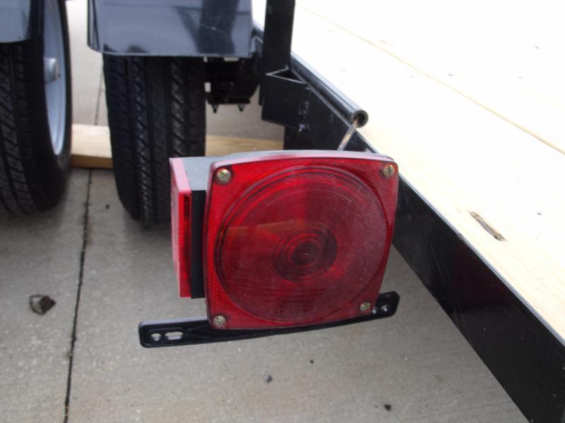 Utility Trailer 5 X 10 Ramp