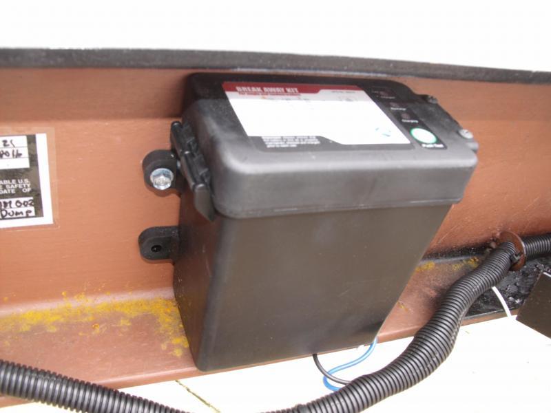 CASH SAVINGS HERE       Dump Trailer 83 X 14 Tarp Included 14K Dump Trailer Wireless Remote