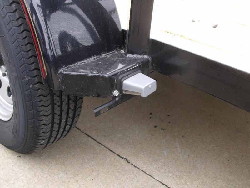 Utility Trailer 83 X 12 Gate  2990 Axle Radial Tires