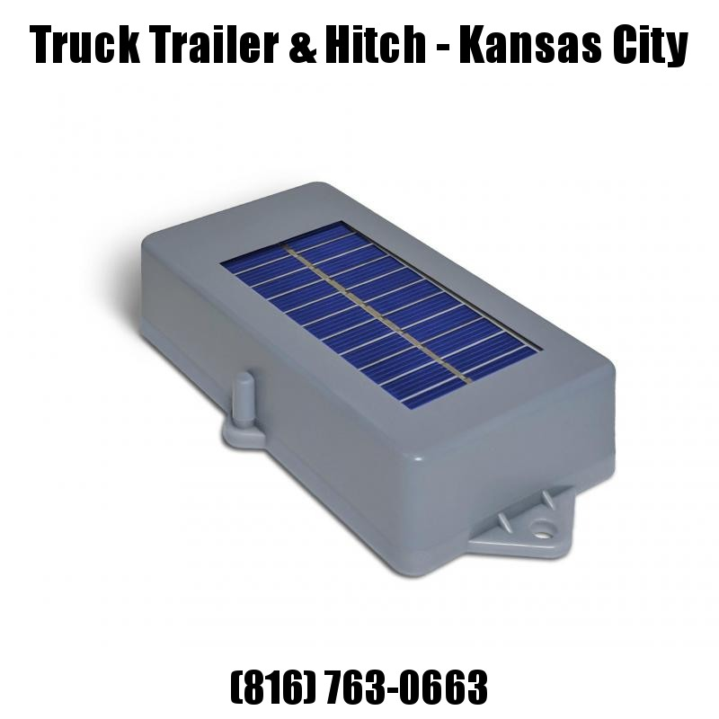 Z    Tracker for Tracking Assets Equipment Enclosed Cargo Trailer