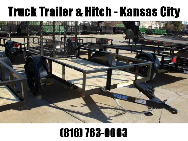 Utility Trailer 5 X 8  HD  Gate 2990 Axle