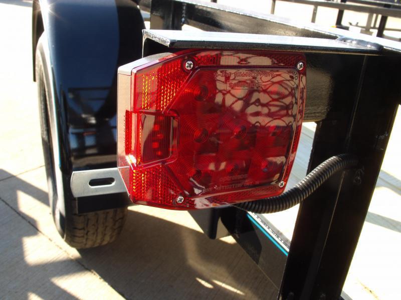 Utility Trailer 5 X 8  HD  Gate 2990 Axle